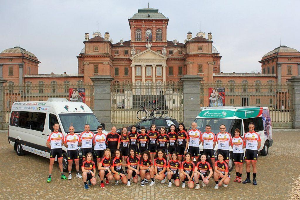 Racconigi Cycling Team - Foto Ossola Video della presentazione