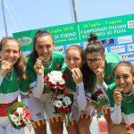Beltrami_campionessa italiana inseguimento a squadre_2018