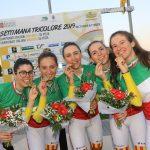 Beltrami_campionessa italiana inseguimento a squadre_2019