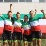 Marzanati_Campionessa italiana cronosquadre 2019